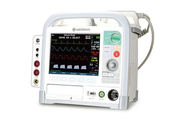 Máy sốc tim tạo nhịp ngoài cơ thể D500