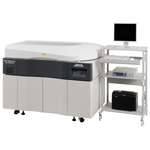 Máy phân tích sinh hoá 1200 test/h JCA-BM6050