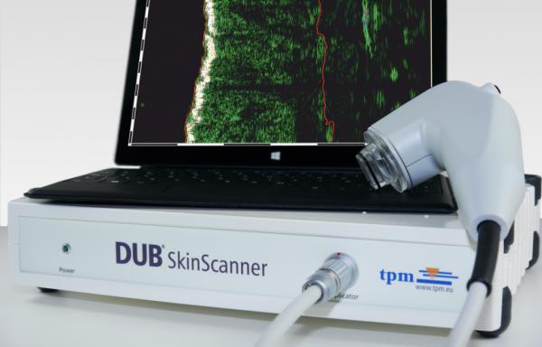 Máy siêu âm da (máy soi da, máy phân tích da) Dub SkinScanner