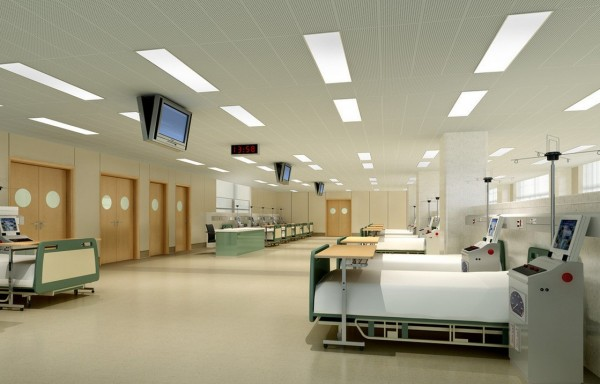 Nội thất bệnh viện; phòng sạch