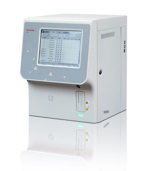 Máy xét nghiệm huyết học 29 thông số Swelab Lumi