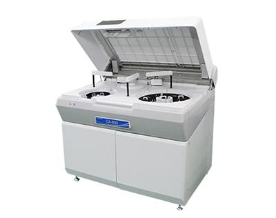 Máy xét nghiệm sinh hoá 800 test/h (Máy phân tích sinh hoá 800 xét nghiệm/h) – Furuno CA-800 Nhật Bản