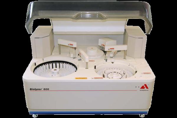 Máy phân tích sinh hoá tự động BIolyzer 600