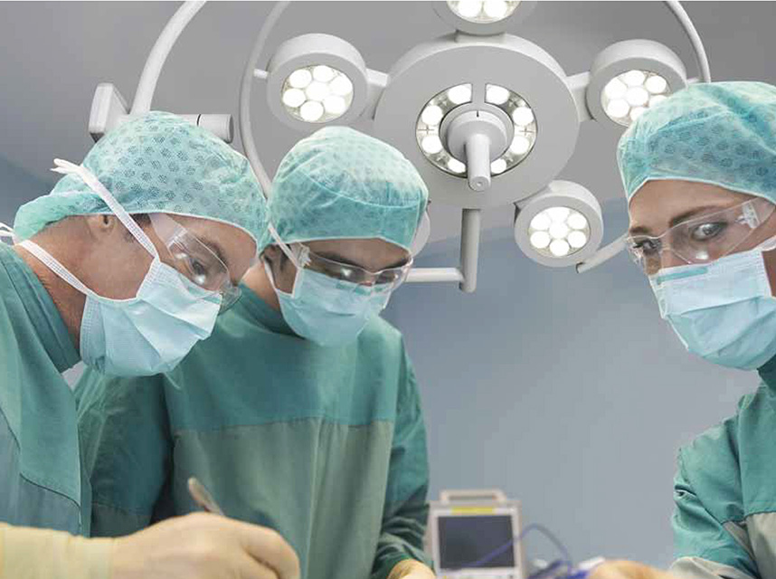 Đèn mổ đại phẫu StarLED 5NX