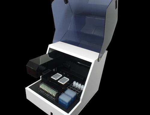 Máy xét nghiệm miễn dịch tự động 2 phương pháp Diamond