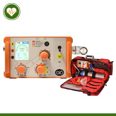 Máy thở di động dùng trên xe cứu thương AII6000S