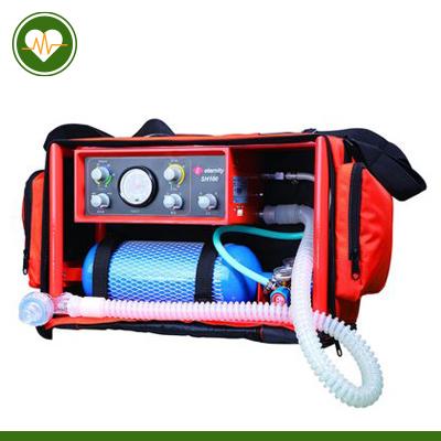 Máy thở dùng trên xe cứu thương, xe cấp cứu