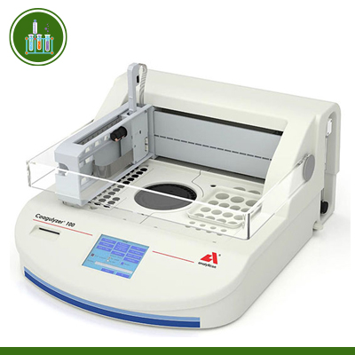 Máy xét nghiệm đông máu tự động hoàn toàn Coagulyzer 100