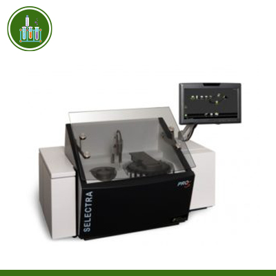Máy xét nghiệm sinh hoá 133 test/h Selectra Pro S – ELITech Hà Lan