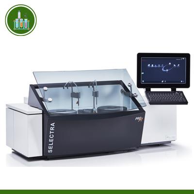 Máy xét nghiệm sinh hoá 180 test/h Selectra Pro M – ELITech Hà Lan
