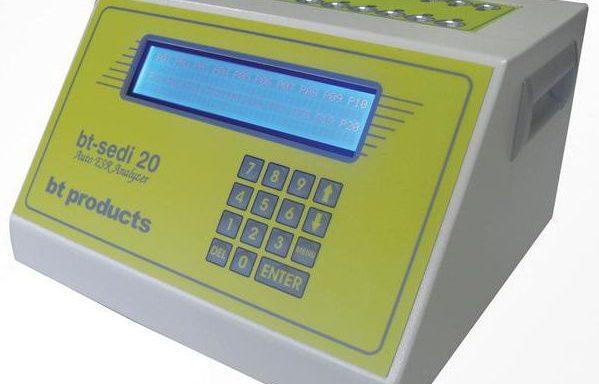 Máy đo tốc độ máu lắng 20 ống – BT SEDI 20 – Thổ Nhĩ Kỳ