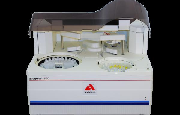 Máy phân tích sinh hoá tự động 270 test/h – Biolyzer 300