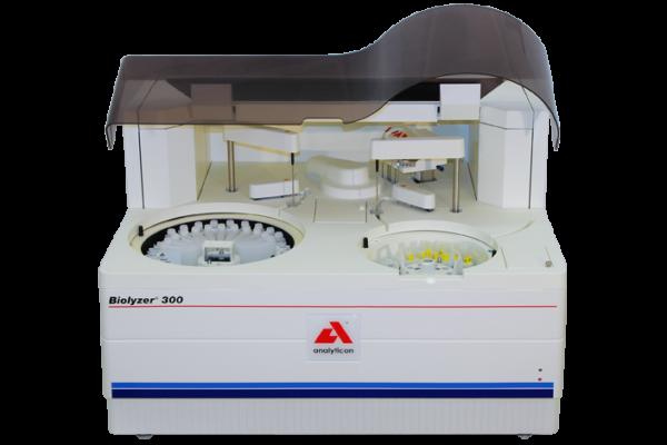 Máy phân tích sinh hoá tự động 270 test/h - Biolyzer 300