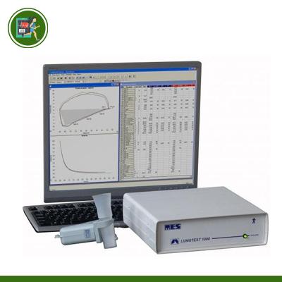 Máy đo chức năng hô hấp (phế dung kế) Lungtest 1000