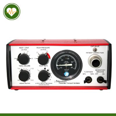 Máy thở trên xe cứu thương / máy thở xe cấp cứu – pNeuton S – Airon Mỹ
