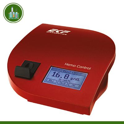 Máy phân tích hemoglobin (huyết sắc tố) và hematocrit