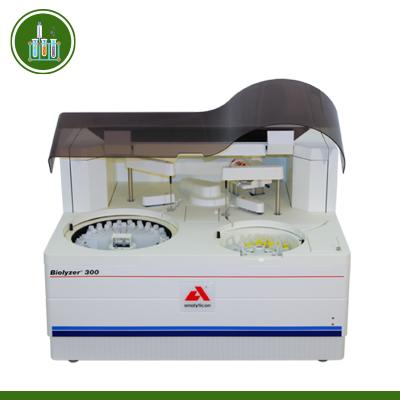 Máy xét nghiệm sinh hoá tự động 270 test/h – Biolyzer 300